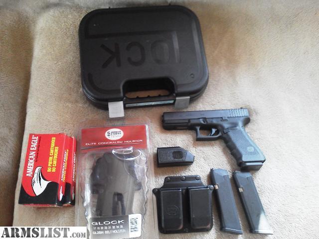 ARMSLIST - For Sale: Glock 17 9mm , full size, NIB ...