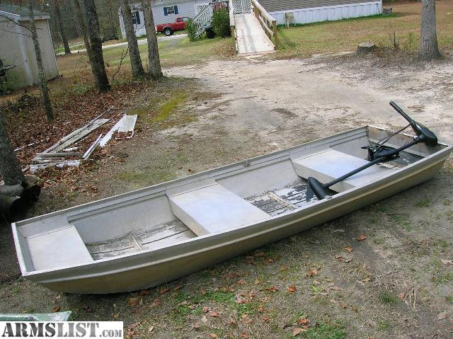 Armslist For Sale Trade 10 Foot Aluminum Jon Boat With