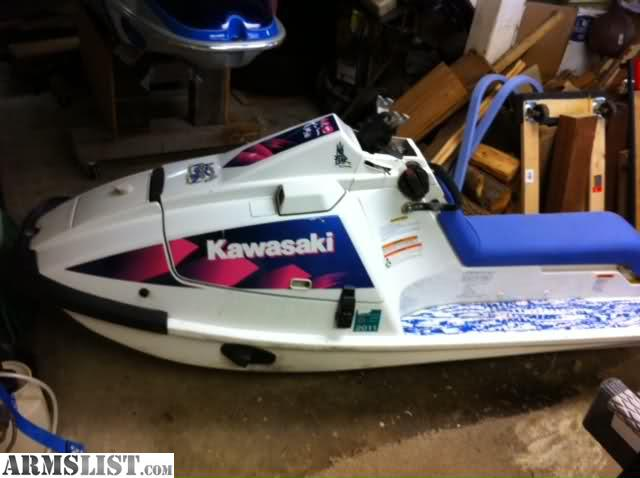 ARMSLIST - For Sale: Kawasaki X2 Jet Ski