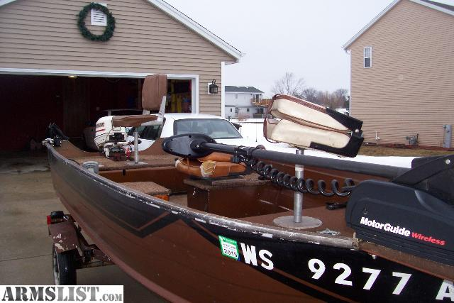 Armslist for sale 14 ft sylvan fishing boat for 14 ft fishing boat