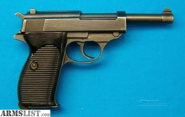 1943 Mauser P. 38 with FN Slide WW2 German For Sale at GunAuction ...