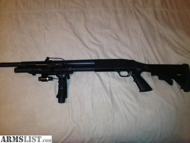 ARMSLIST - For Sale: Mossberg 500 Tactical Home Defense ...