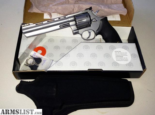ARMSLIST - For Sale: Taurus M44 .44 Magnum Revolver