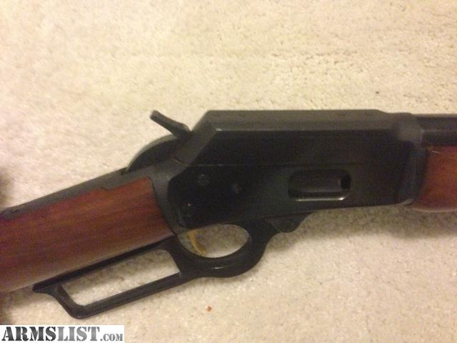 how to put safety on a lever action rifle