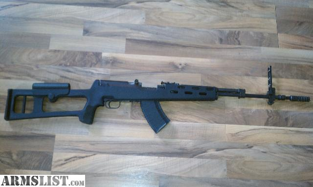 ARMSLIST - For Sale/Trade: 59/66 yugo sks, dragunov stock ...