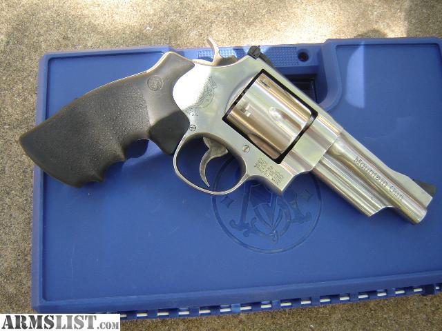 For Sale: S&W 625 .45 LC Mountain Gun