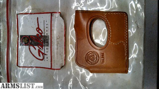 25 Auto Back Pocket Wallet Holster | Jaguar Clubs of North