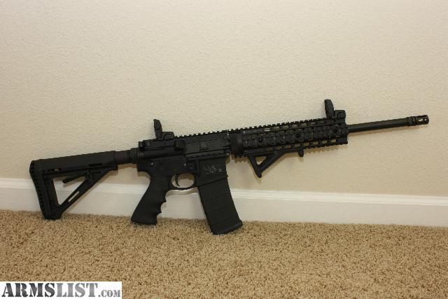 ARMSLIST - For Sale: Smith & Wesson M&P15T
