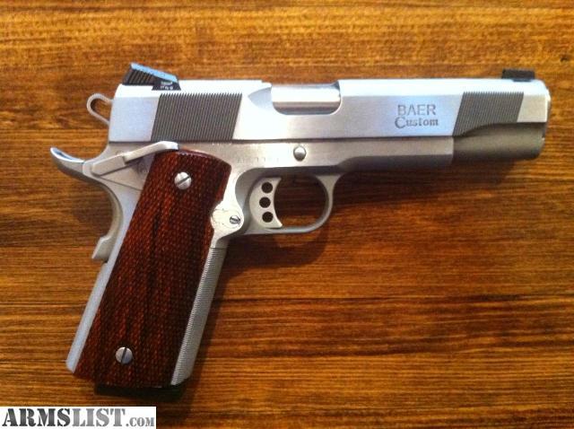 ARMSLIST - For Sale: Les Baer 1911 Custom Carry 45 ACP