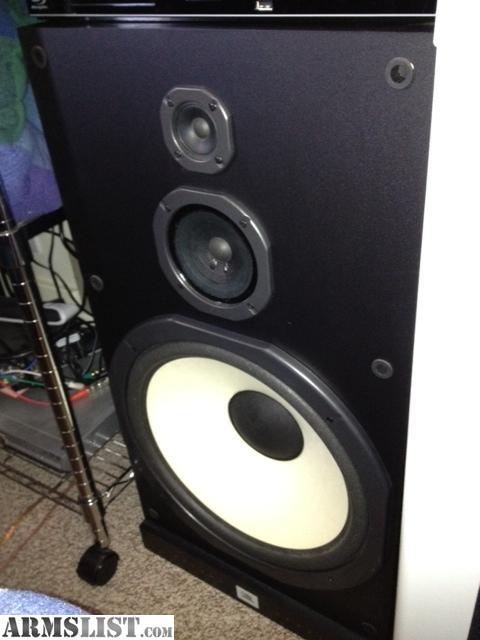 Armslist for sale jbl decade floor speaker 15 sub for 15 floor speakers