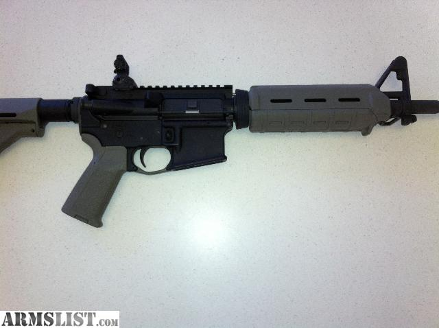 For Sale: AR-15 Bushmaster 223/5.56 NATO