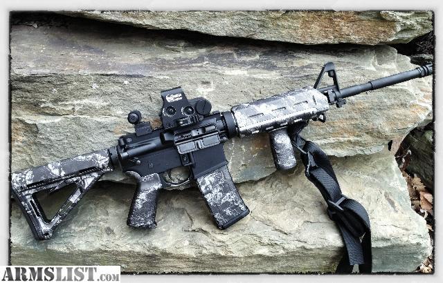 ARMSLIST - For Sale: Colt AR-15. 5.56 Military/Law Enforcement