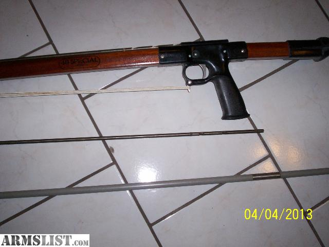 Armslist for sale trade trade speargun for 223 ammo for Fishing spears for sale