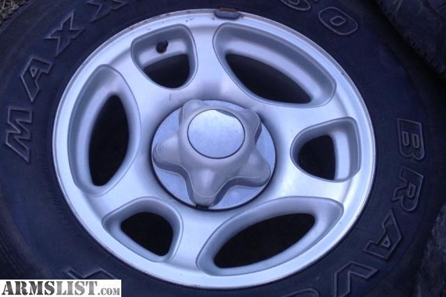 Ford F Lug Alloy Ri on Dodge Center Caps For Rims