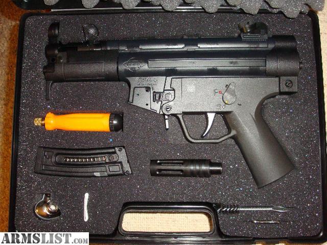 Gsg-5 Pistol Full Auto Conversion - a-k-b info