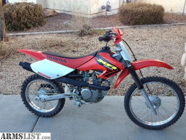 armslist for sale trade 2002 honda xr 100