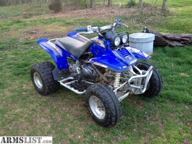 Armslist for sale trade 2004 yamaha warrior 350 for Yamaha warrior for sale
