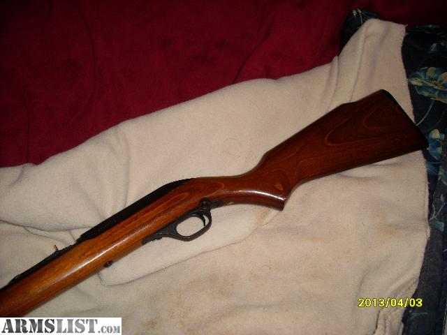 ARMSLIST - For Sale/Trade: Marlin model 60 + ammo