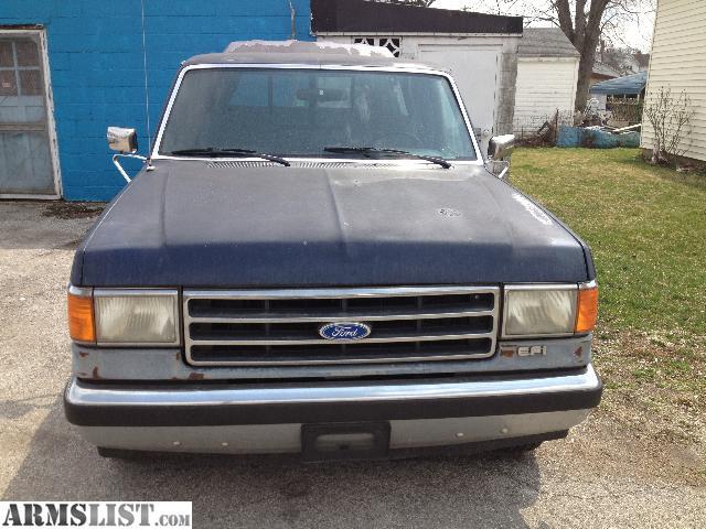 armslist for sale trade 1990 ford f150 pickup truck. Black Bedroom Furniture Sets. Home Design Ideas