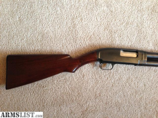ARMSLIST - For Sale: Remington Model 12-12 Gauge pump