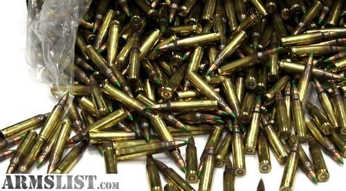 Armslist For Sale 500 Rounds Ar15 M4 Federal Lake City