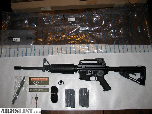 ARMSLIST For Sale AR 15 Colt M4 Carbine LE6920 AR15 Idaho