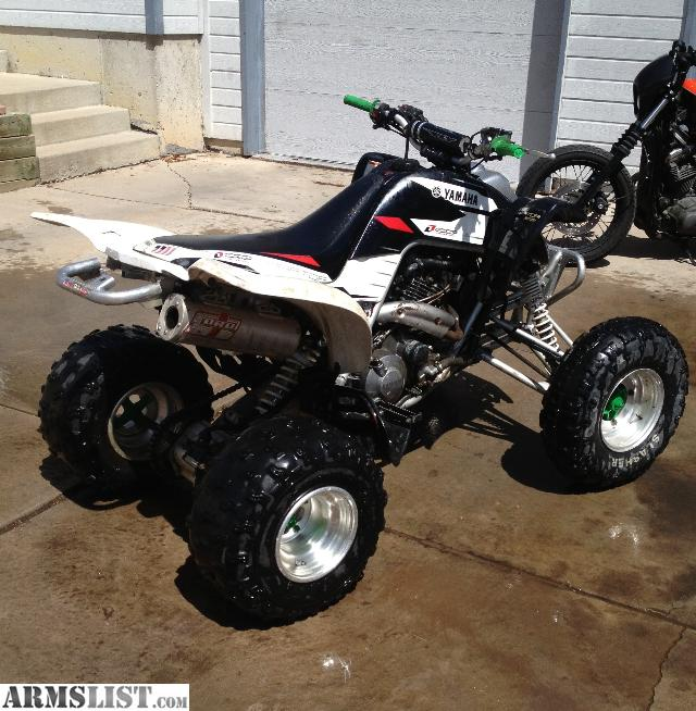 armslist for sale trade 2001 yamaha raptor 660 quad. Black Bedroom Furniture Sets. Home Design Ideas