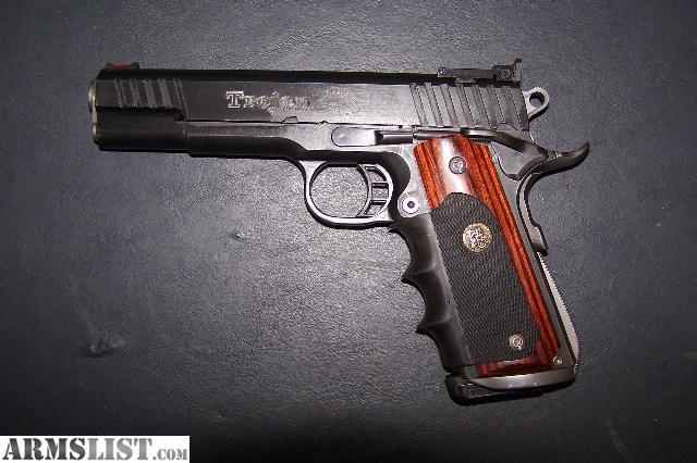 Armslist For Sale Sti 1911 Trojan 5 0 40 S Amp W