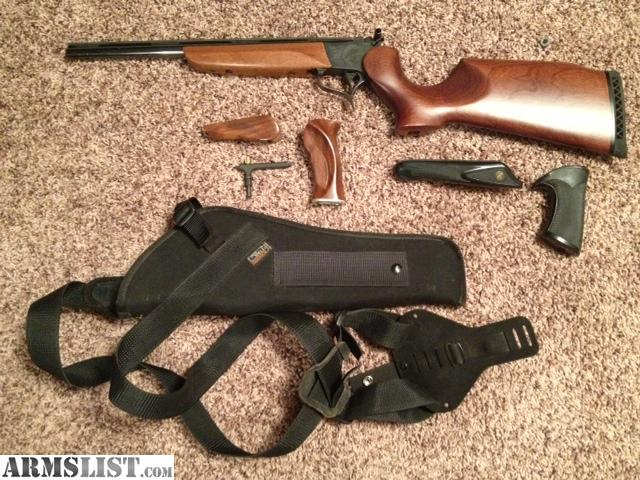 "ARMSLIST - For Sale/Trade: 1978 TCA Contender 16"" 45LC 410 ..."