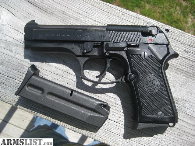 ARMSLIST - For Sale/Trade: Beretta 92 compact