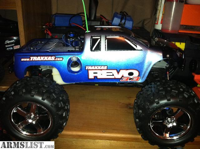 For Sale: Traxxas RC Trucks