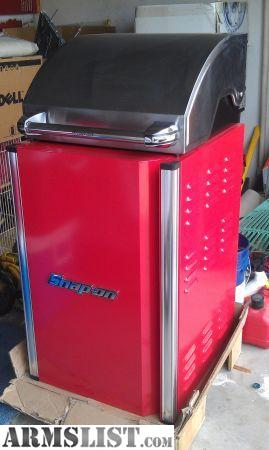 armslist for sale ltd edition snap on mini fridge. Black Bedroom Furniture Sets. Home Design Ideas