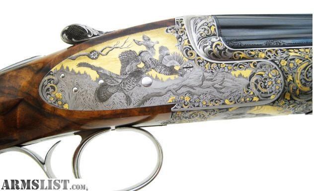 ARMSLIST - For Sale: Bertuzzi Shotguns Italian Double Shotguns