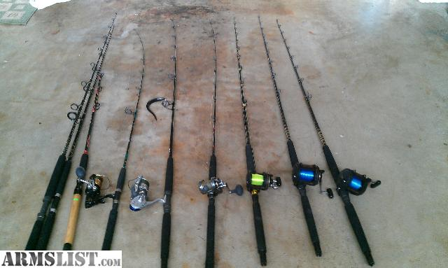 Offshore fishing tackle for Offshore fishing apparel