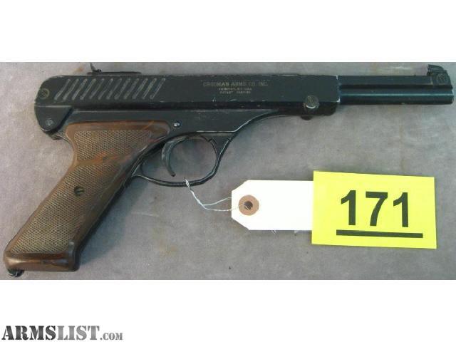 Crosman Pellet Guns 1960s Related Keywords & Suggestions