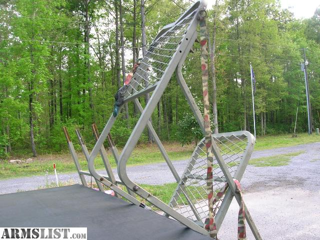 Trade Stands For Sale : Armslist for sale trade ladder hunting stand used