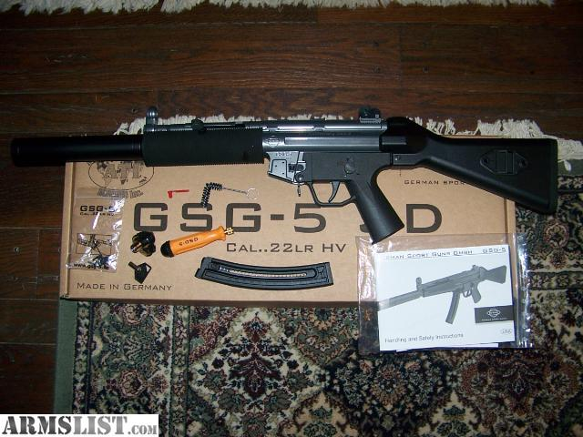 Armslist for sale gsg sd titanium st anniversary edition