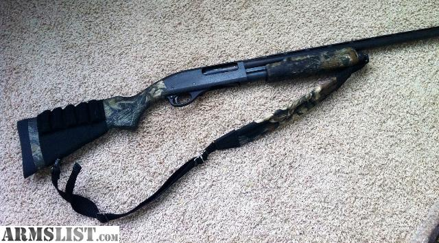 ARMSLIST - For Sale: Camo Remington 870 Express Super Mag ...