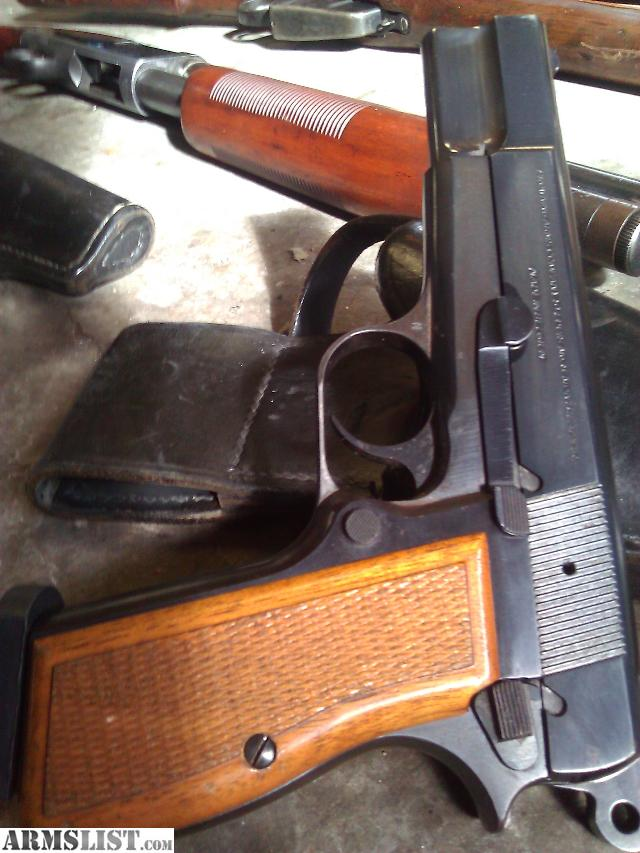 High Power from FN - Serial Number Lookup - 1911Forum