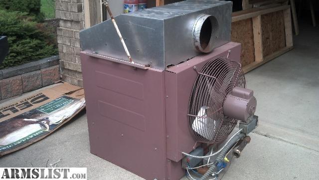 Reznor Garage Heater >> ARMSLIST - For Sale: Reznor garage, pole barn, shop heater 180,000-200,000 BTU 115v