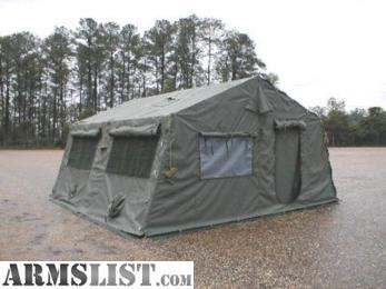 For Sale MILITARY TENT 16x16  sc 1 st  Armslist.com & ARMSLIST - For Sale: MILITARY TENT 16x16