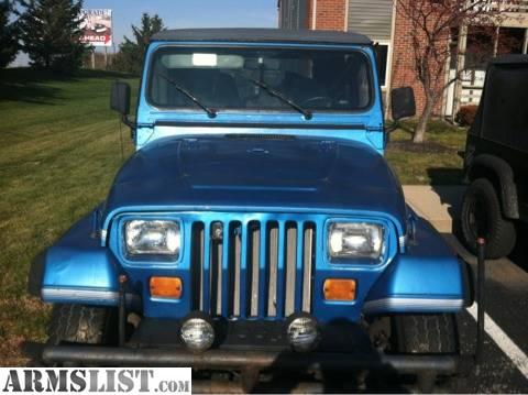armslist for sale selling a lifted 1991 jeep wrangler yj in good shape. Black Bedroom Furniture Sets. Home Design Ideas
