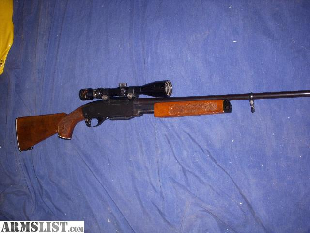 ARMSLIST - For Sale: Remington Model 760 .308 W/Older ...