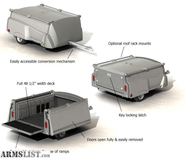 Camping Trailers With Motorcycle Storage Excellent White Camping Trailers With Motorcycle