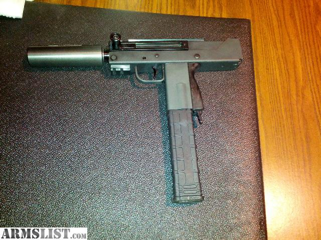 ARMSLIST - For Sale/Trade: MAC 10 Semi Auto 9MM