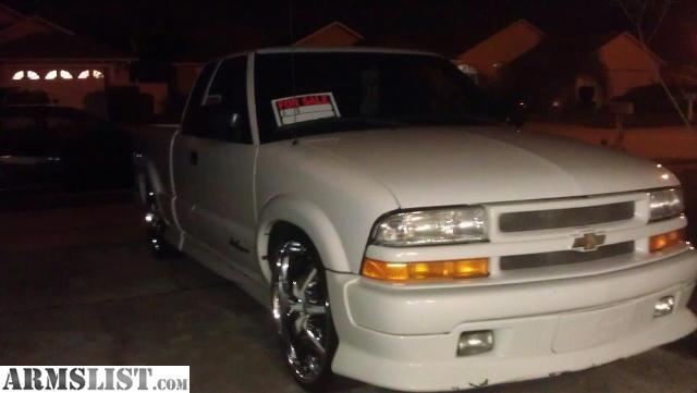ARMSLIST  For Sale 2001 CHEVY XTREME EXTENDED CAB