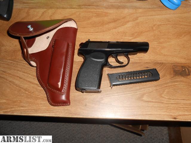 how to fix german makarov pistol