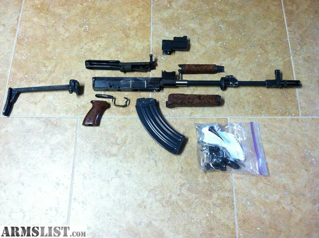 Vz 58 Parts Kit