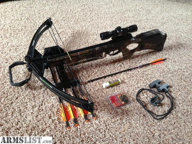 barnett wildcat c5 crossbow manual