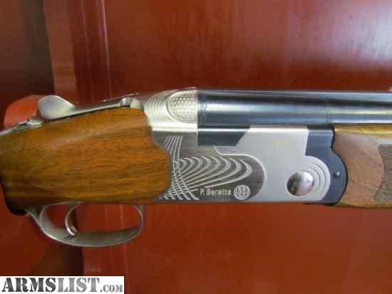 Beretta 686 Sporting Shotgun